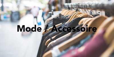 Mode et accessoire